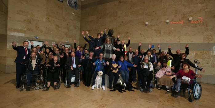 Working with Disability groups